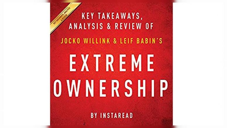 'Extreme Ownership: How U.S. Navy SEALs Lead and Win' de Jocko Willink y Leif Babin.