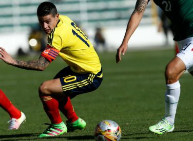 Sigue en vivo las clasificatorias: Colombia vs Bolivia