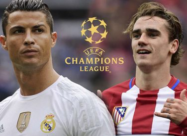 Real Madrid chocará en Champions League contra el Atlético