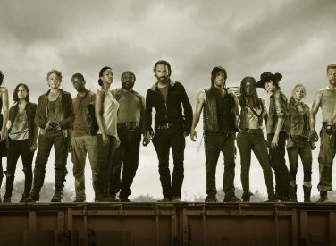Séptima temporada de The Walking Dead llegará a Netflix