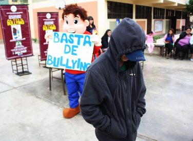 Editorial: Ignorar el bullying es lo que lo agrava