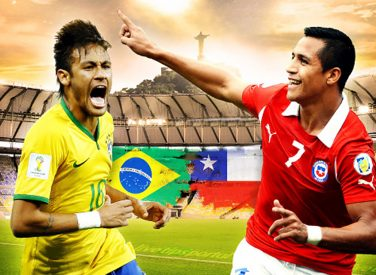 EN VIVO. Chile 0 vs. Brasil 3: un partido de revanchas