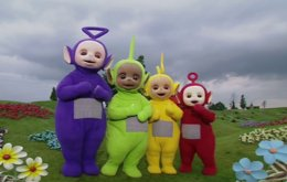 Murió el actor que interpretaba a Tinky Winky en los Teletubbies