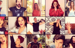 "Artistas se unen en video e interpretan ""Canta Fuerte"""